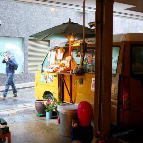 Motoya Espresso Express, Omotesando