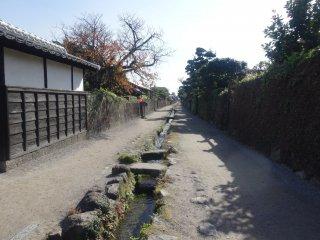 The Teppo-machi Samurai District in Shimabara