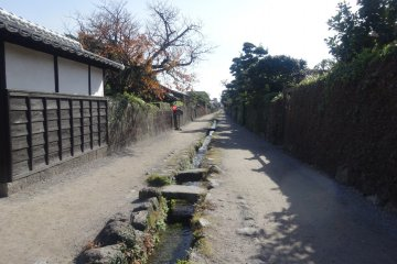 ย่านซามูไรแท็ปโปะ-มาชิ (Teppo-machi)