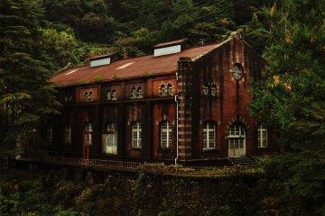 Besshi Copper Mine Site in Ehime