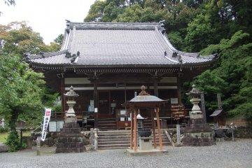 <p>Храм Гандзёдзи</p>