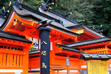 Nachi Taisha Shrine and Nachi Falls