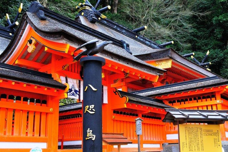 Ngôi đền Nachi Taisha và thác Nachi