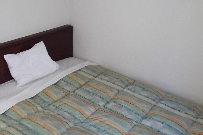 Chiếc giường rộng lớn của tôi