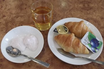 <p>My second go at breakfast</p>