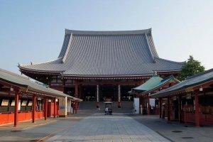 The Sublime Sensoji Temple