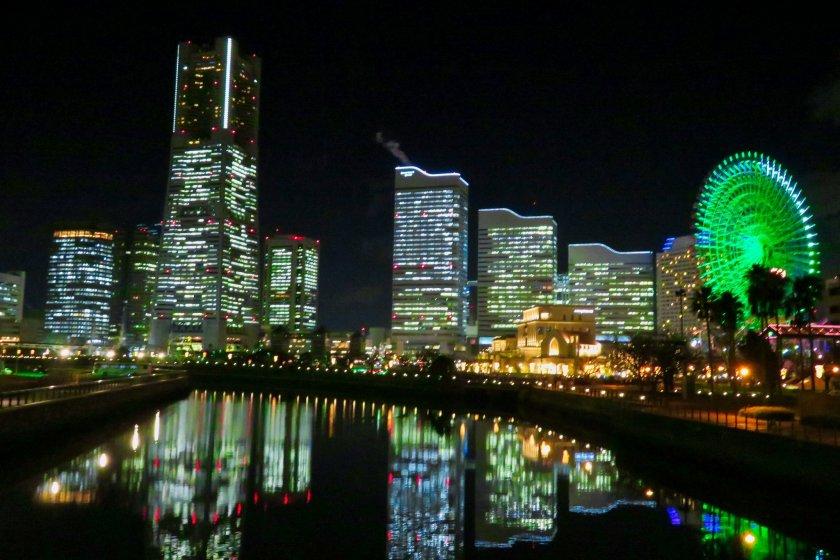 Yokohama Bay Area