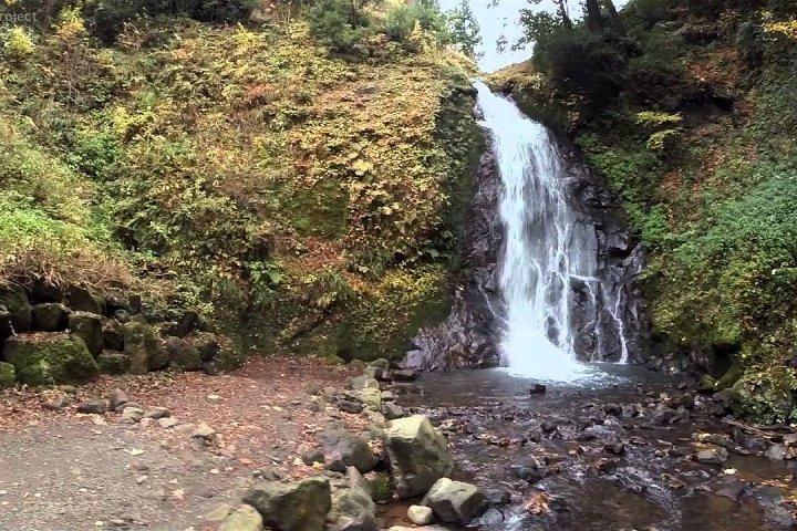 Водопад Итидзёдаки Кодзиро в Фукуи