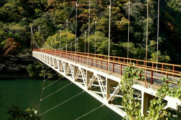 <p>You can cross this bridge, but there is nothing on the other side any more</p>