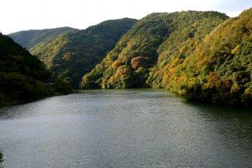 <p>Such beautiful scenery!</p>
