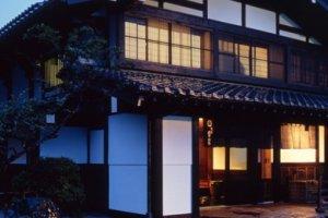 An example ryokanin the Takayama area
