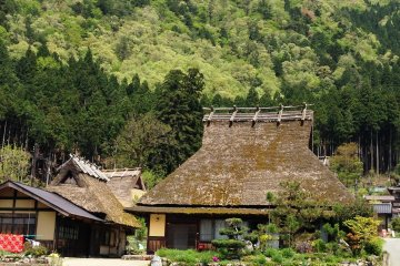 <p>The thatched houses of Miyama are a photographers&#39; delight</p>