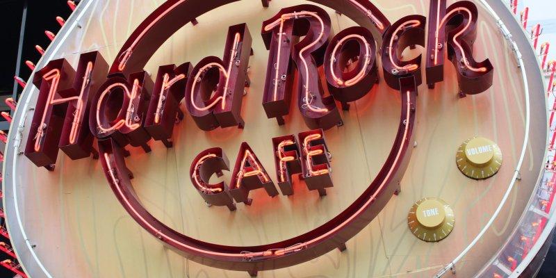 Hard Rock Cafe Hokkaido