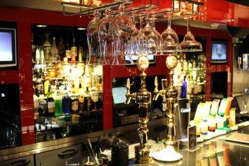 <p>Ground floor bar</p>