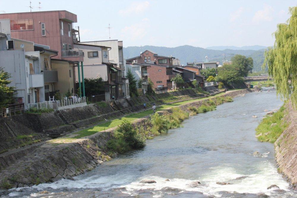 Река Миягава