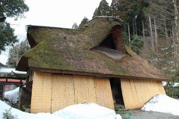 福井・丸岡「千古の家」