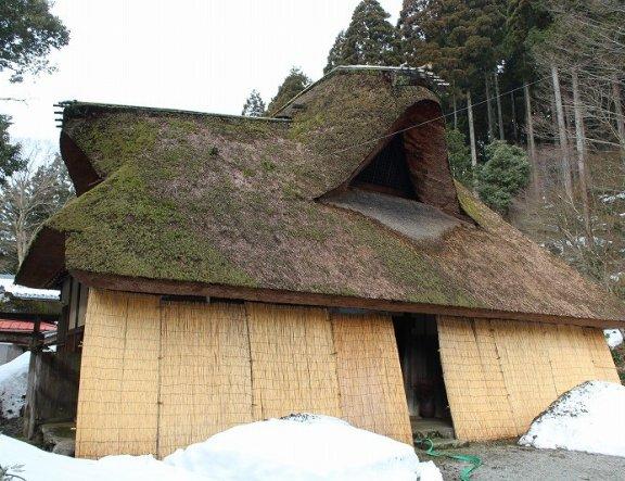 """후쿠이·마루오카 """"센코의 집"""""""
