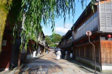 Kunjungan Singkat ke Kanazawa