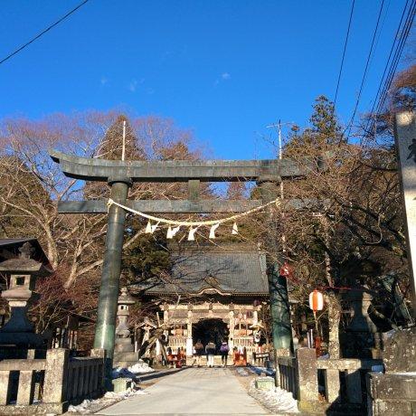 Haruna Shrine, Gunma