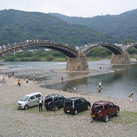 Jembatan Kintai, Iwakuni