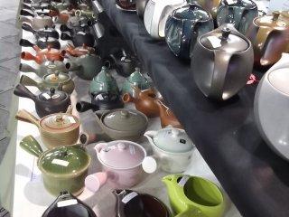 Teapots for sale