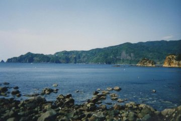 Izu Peninsula West Coast