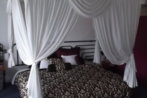 Tempat tidur saya!