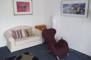 Sofa dan kursi pijat saya
