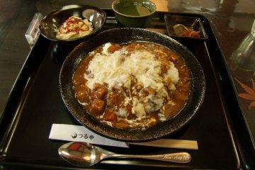 Tsuruya Yuba Restaurant, Nikko