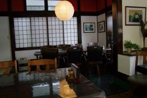 Tempat makan yang bersahabat dan nyaman