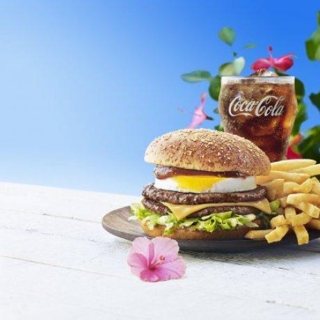McDonald Nhật Bản phong cách Hawaii [Đóng]