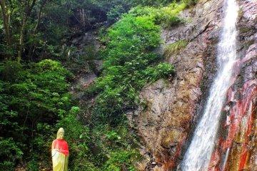Kasen Waterfall