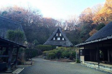 <p>Village in Shin-etsu&rsquo; district</p>