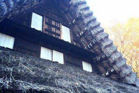 Nihon Minka-en Folk House Museum