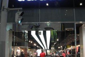 "Adidas Shop in ""Hondori Hills"""