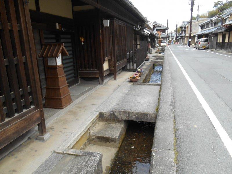 <p>Ancestral houses of Asuka</p>