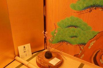 <p>A simple but elegant decoration</p>