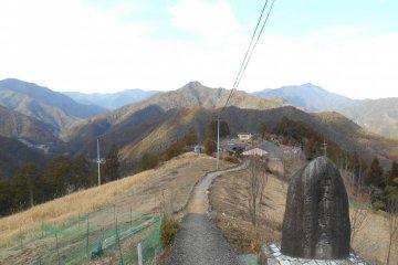 The Kohechi Pilgrimage Route