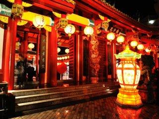孔子廟には今回で訪れるのが3度目である