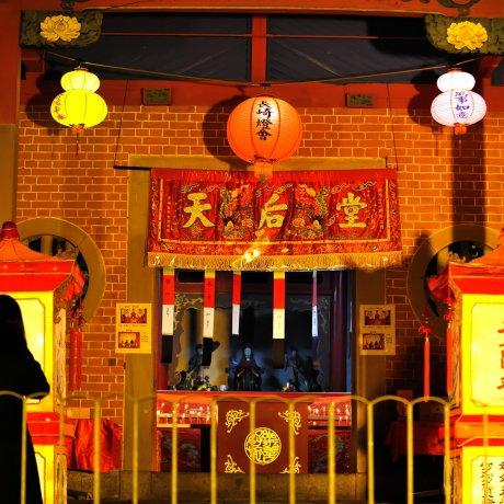 Nagasaki's Kannon & Seishu-do Halls