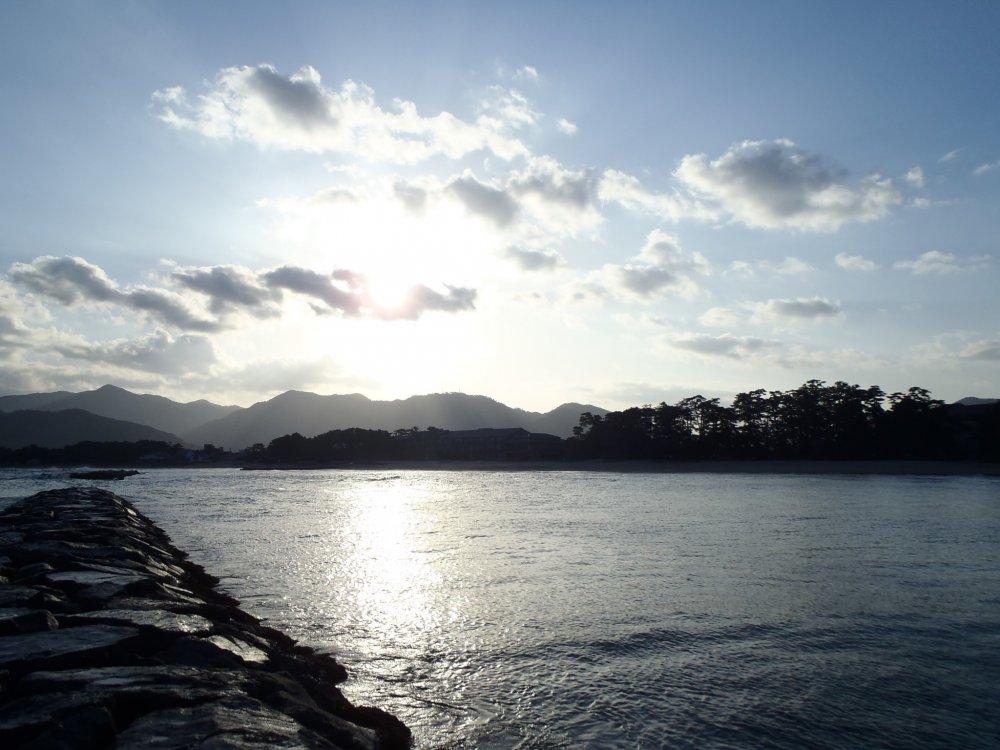 La plage de Kikugahama