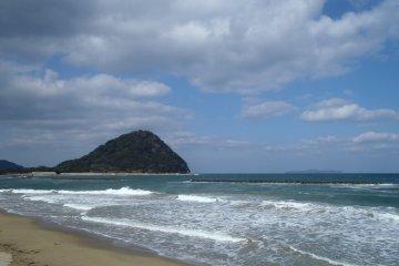 ฮะกิ ระหว่างภูเขากับทะเล