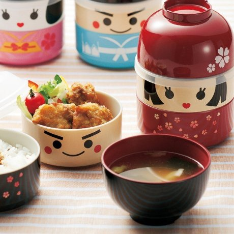 """일본 선물로 가장 적합한 """"타츠미야"""" 도시락통"""