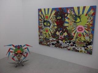 Những bức tranh đầy màu sắc khác của họa sĩ Keiichi Tanaami