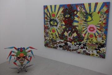 <p>More colourful art by Keiichi&nbsp;Tanaami</p>