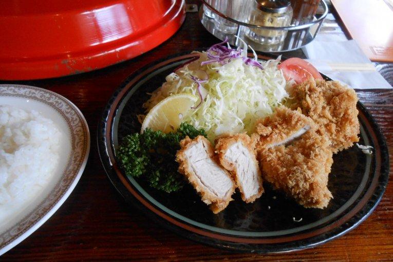 Cửa hàng thịt Saiboku ở Hidaka