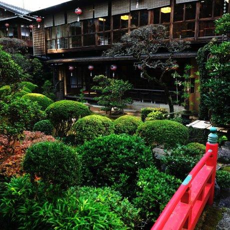 Lovely Kagetsu Sansui Garden
