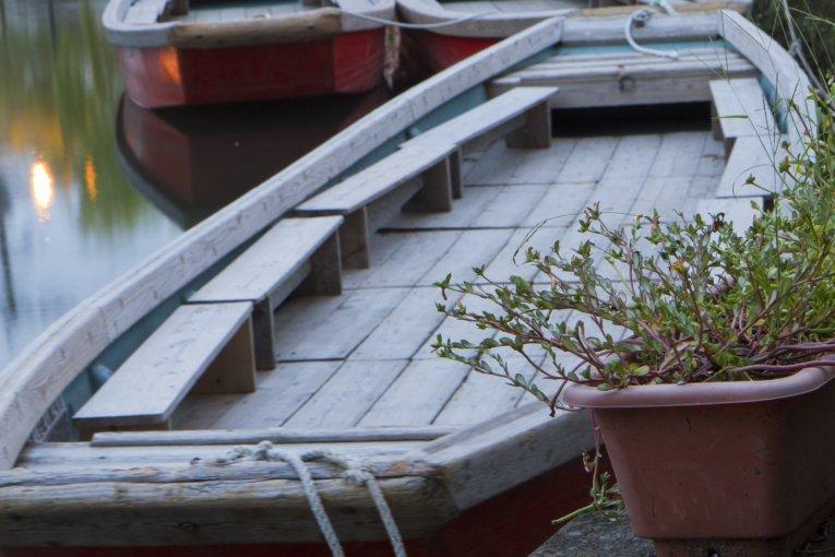 Di Sekitar Kanal Terkenal Yanagawa