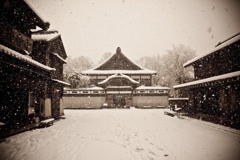 Токийский архитектурный музей Эдо