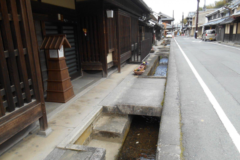 Les maisons traditionnelles d'Asuka